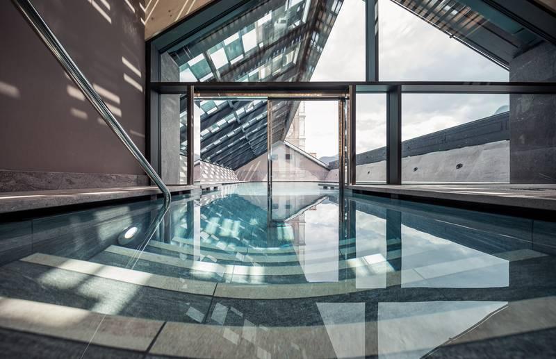 Il nostro hotel con spa all alpe di siusi - Hotel castelrotto con piscina ...