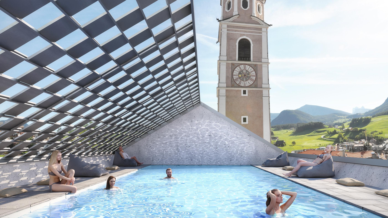 Il nostro hotel 4 stelle a castelrotto con piscina - Hotel castelrotto con piscina ...